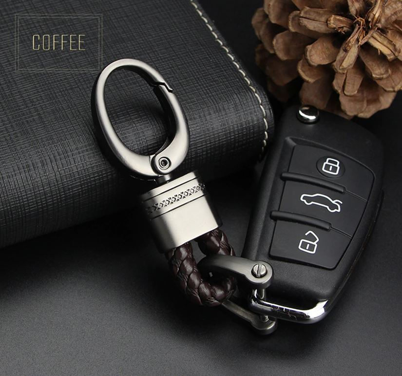 New  Key Ring    Keychain For Porsche Key Fob Remote